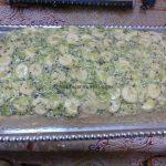 Posna Katarina torta s kivijem i bananama