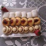 Keks slatki sampinjoni