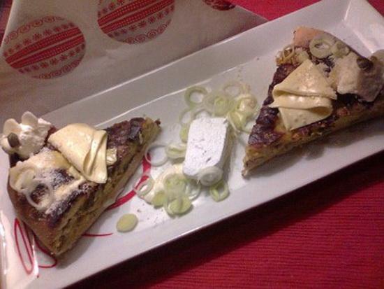 Brisee ai porri e patate-Slana torta sa prazilukom i krompirom