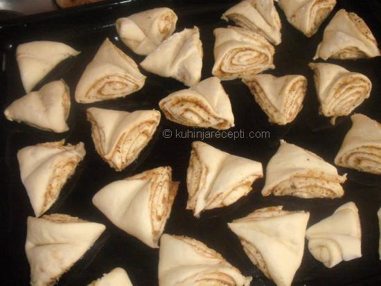 1 Domaći turski keks