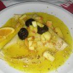 Palačinke s voćem u sosu od narandže