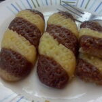 Šarene urmašice s kokosovim brašnom i kakaom