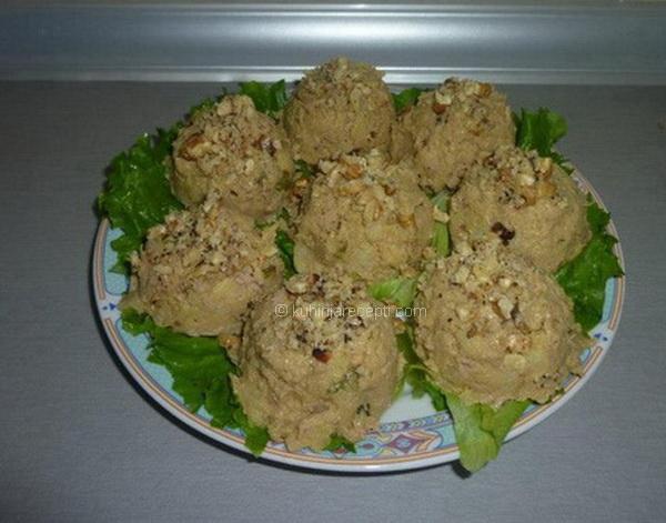 Hladna posna salata od tune