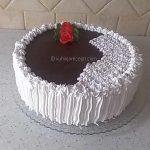 Kapri torta s višnjama