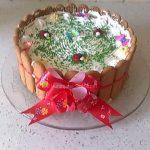 Plazma kapućino torta sa čokoladom slatkom pavlakom i šlagom