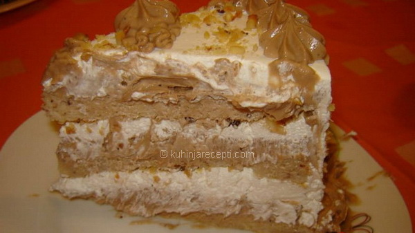 1 Torta Egipat s tamnom čokoladom
