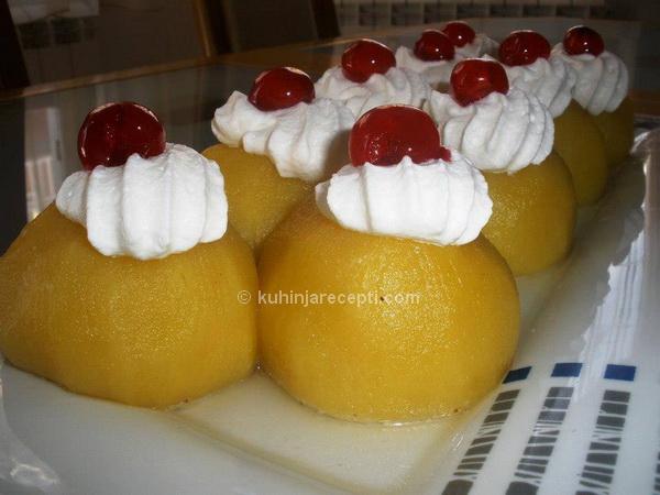 Jabuke iz rerne-tufahije