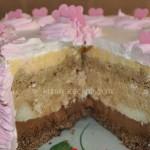 Kasandra torta s tri krema
