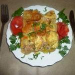 Musaka s krompirima i tikvicama