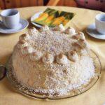 Kokos čoko torta