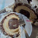 Torta tunel sa mljevenim orasima i keksom