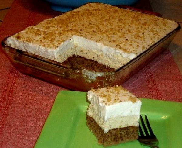 Veličanstvena sladoled torta
