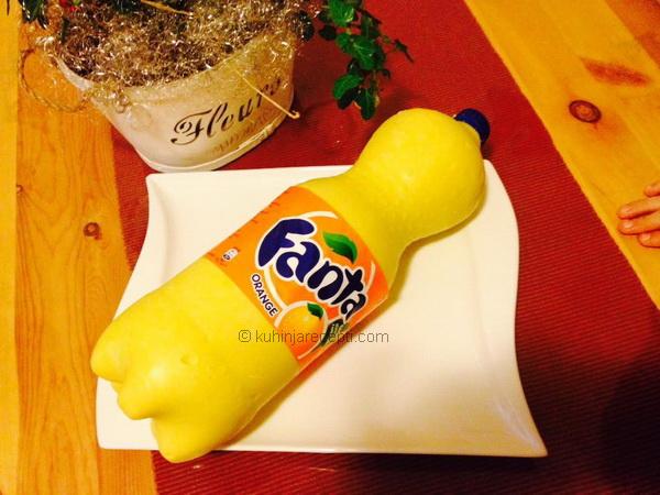 1 Cola i Fanta kolač u flaši