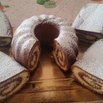Kokosov kuglof i rolat
