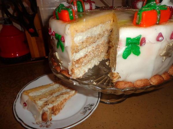 Elenina novogodišnja torta
