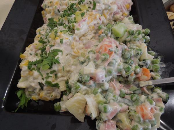 Pallini salata