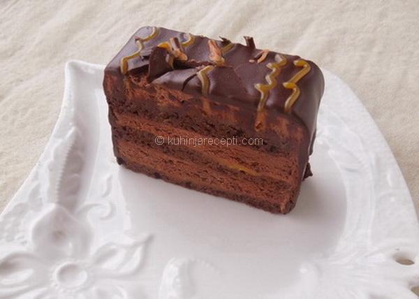 Beograd torta