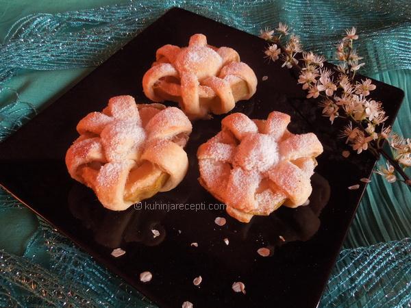 Hrizantema kolačići