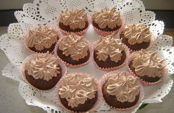 Posebni čokoladni mafini
