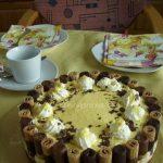 Torta s likerom od jaja