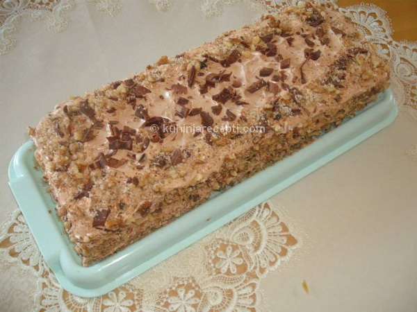 Raskošna reforma torta