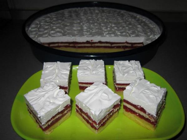 Vocni kolac s keksom biljana Mihajlovic