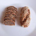 Hlebčići s raženim, heljdinim i speltinim brašnom