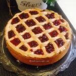 Tart od borovnica