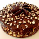 Čarobna čokoladna bananko torta