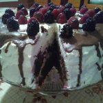 Bloody Berry voćna torta