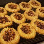 Baklava s keksom i orasima