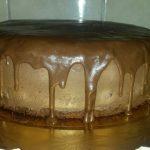 Torta s višnjama i dve vrste čokolade