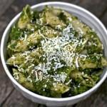 Brokoli pasta