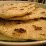 Čapati – indijske pogačice