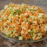 Pileća salata sa susamom