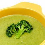 Posna čorba od brokolija i praziluka