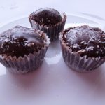 Posne čokoladne kuglice sa orasima
