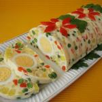 Mađarski rolat sa povrćem i jajima