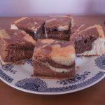 Mramorni kolač recept