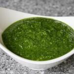 Pesto sos od bosiljka