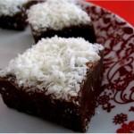 Kokosov kolač skoro bez šećera