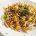 Salata sa narandžom i moračem