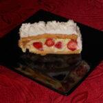 Voćna torta sa jagodama