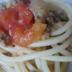 Špagete bolonjeze recept