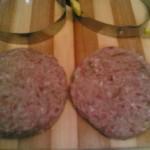 Pljeskavice od mešanog mesa