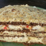 Torta od oraha sa kandiranim voćem