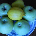 Pita od jabuka sa heljdinim korama