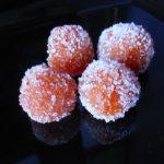 Kuglice od šargarepe
