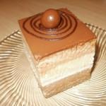 Čokoladni trobojni kolač