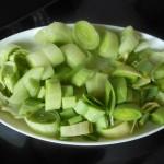 Vegeterijansko jelo od praziluka